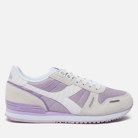 Женские кроссовки Diadora Titan II White/Orchid Bloom