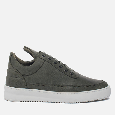 Женские кроссовки Filling Pieces Low Top Fundament Green