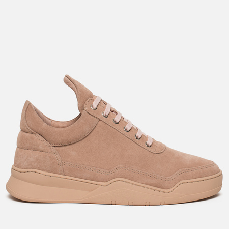 Женские кроссовки Filling Pieces Low Top Ghost Tone Nude