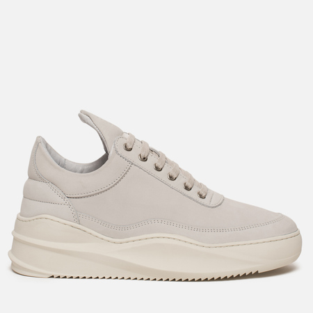 Женские кроссовки Filling Pieces Low Top Sky Basic White