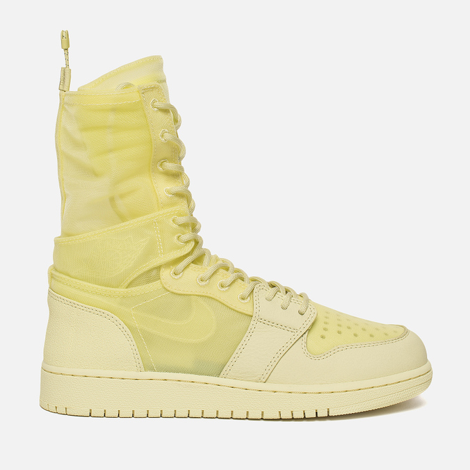 competitive price db31e 4cfe5 Женские кроссовки Air Jordan 1 Explorer XX Luminous Green