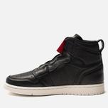 Женские кроссовки Jordan Air Jordan 1 High Zip Black/Sail/University Red фото- 1