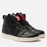 Женские кроссовки Jordan Air Jordan 1 High Zip Black/Sail/University Red фото- 2
