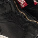 Женские кроссовки Jordan Air Jordan 1 High Zip Black/Sail/University Red фото- 6