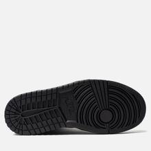 Женские кроссовки Jordan Air Jordan 1 Mid Black фото- 4