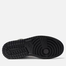 Женские кроссовки Jordan Air Jordan 1 Mid Black/Trooper/Sequoia фото- 4