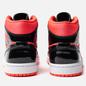 Женские кроссовки Jordan Air Jordan 1 Mid Bright Crimson/Black фото - 2