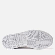Женские кроссовки Jordan Air Jordan 1 Mid White фото- 4