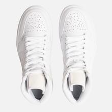 Женские кроссовки Jordan Air Jordan 1 Mid White фото- 1