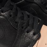 Женские кроссовки Jordan Air Jordan 1 Retro High Premium Black/Metallic Gold/Vachetta Tan фото- 6