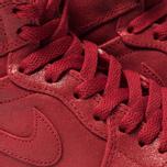 Женские кроссовки Jordan Air Jordan 1 Retro High Premium Gym Red/Metallic Gold/Vachetta Tan фото- 6