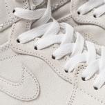 Женские кроссовки Jordan Air Jordan 1 Retro High Premium White/Metallic Gold/Vachetta Tan фото- 6