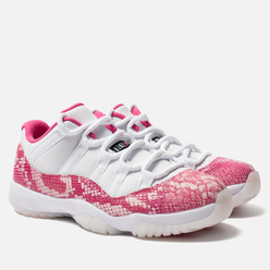 Женские кроссовки Jordan Air Jordan 11 Retro Low White/Watermelon/Black