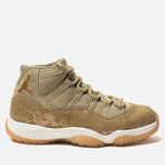 Женские кроссовки Jordan Air Jordan 11 Retro Neutral Olive/Metallic Stout/Sail фото- 0