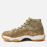 Женские кроссовки Jordan Air Jordan 11 Retro Neutral Olive/Metallic Stout/Sail фото- 1