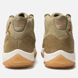 Женские кроссовки Jordan Air Jordan 11 Retro Neutral Olive/Metallic Stout/Sail фото- 3