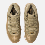 Женские кроссовки Jordan Air Jordan 11 Retro Neutral Olive/Metallic Stout/Sail фото- 5