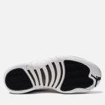 Женские кроссовки Jordan Air Jordan 12 Retro Black/Metallic Gold/White фото- 4