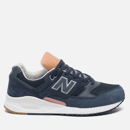 Женские кроссовки New Balance C-W530GNL NB Grey Pack Blue