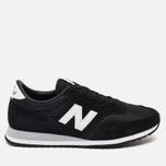 Женские кроссовки New Balance CW620 Black фото- 0