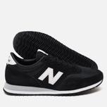 Женские кроссовки New Balance CW620 Black фото- 2