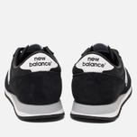 Женские кроссовки New Balance CW620 Black фото- 3