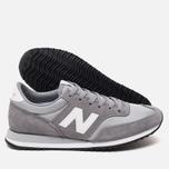 Женские кроссовки New Balance CW620 Grey фото- 2