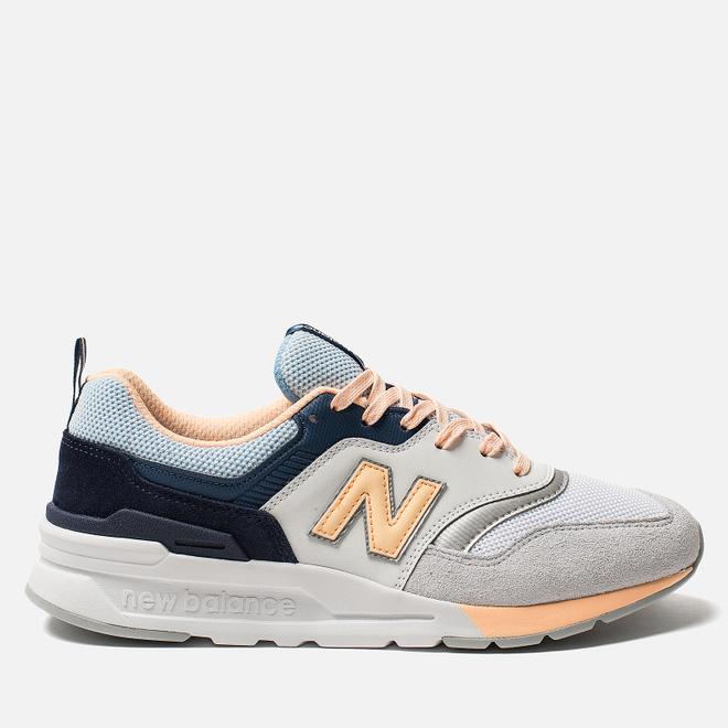Женские кроссовки New Balance CW997HBB Grey/Light Orange