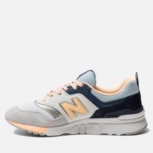 Женские кроссовки New Balance CW997HBB Grey/Light Orange фото- 5