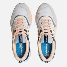 Женские кроссовки New Balance CW997HBB Grey/Light Orange фото- 1
