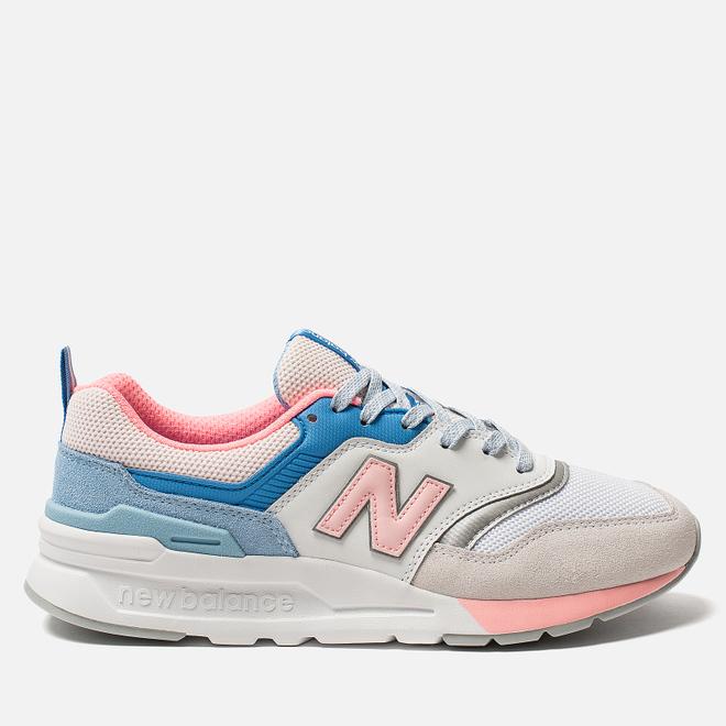 Женские кроссовки New Balance CW997HBC White/Pink