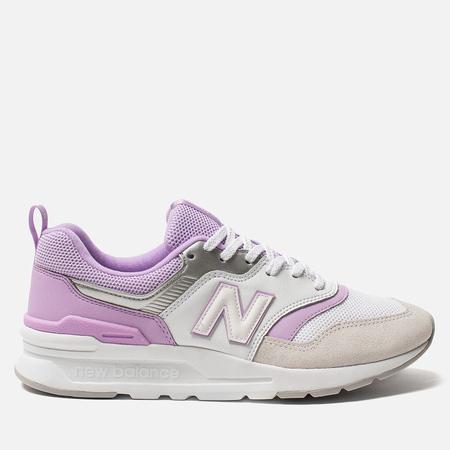 Женские кроссовки New Balance CW997HEA White/Pink