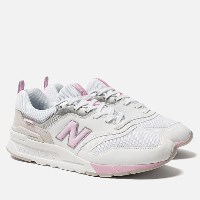 Женские кроссовки New Balance CW997HFB White