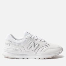 Женские кроссовки New Balance CW997HLA White/White фото- 3