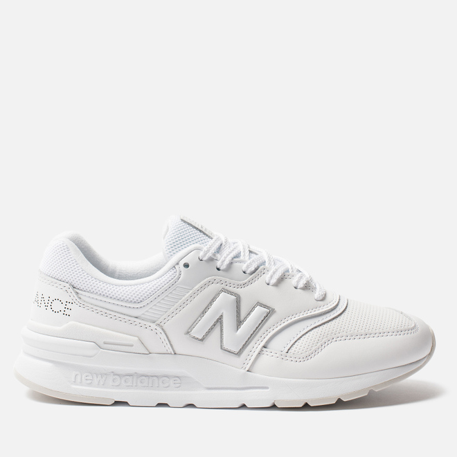 Женские кроссовки New Balance CW997HLA White/White