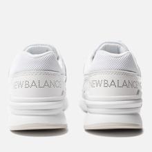 Женские кроссовки New Balance CW997HLA White/White фото- 2