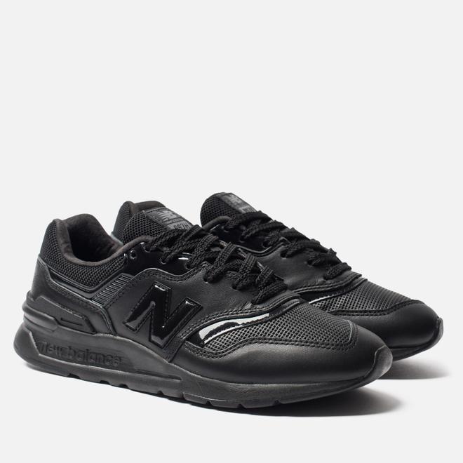 Женские кроссовки New Balance CW997HLB Black/Black