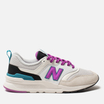 Женские кроссовки New Balance CW997HNA White/Purple/Grey фото- 0