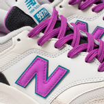 Женские кроссовки New Balance CW997HNA White/Purple/Grey фото- 6