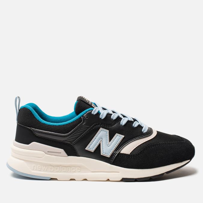 Женские кроссовки New Balance CW997HNB Black/Blue/White