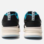 Женские кроссовки New Balance CW997HNB Black/Blue/White фото- 3