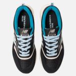 Женские кроссовки New Balance CW997HNB Black/Blue/White фото- 5