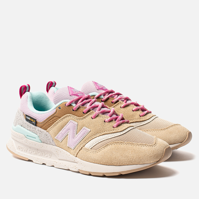 Женские кроссовки New Balance CW997HOA Outdoor Pack Incense/Oxygen Pink