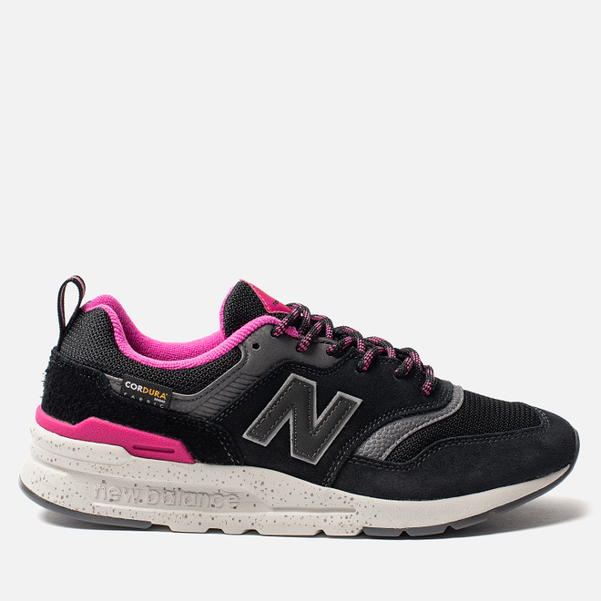 Женские кроссовки New Balance CW997HOB Outdoor Pack Black/Fuchsia