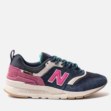 Женские кроссовки New Balance CW997HOC Outdoor Pack Dark Blue/Pink фото- 3