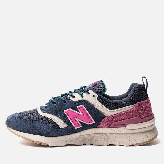 Женские кроссовки New Balance CW997HOC Outdoor Pack Dark Blue/Pink