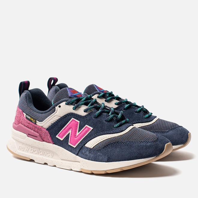 Женские кроссовки New Balance CW997HOC Outdoor Pack Dark Blue/Pink