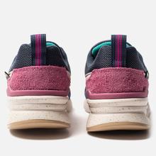 Женские кроссовки New Balance CW997HOC Outdoor Pack Dark Blue/Pink фото- 2