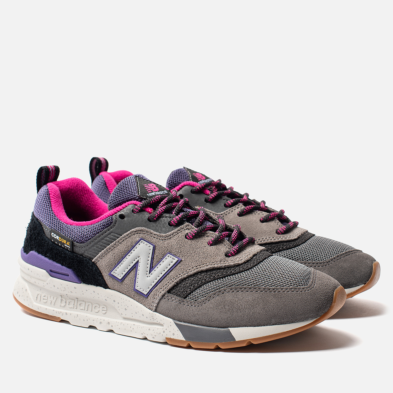 Женские кроссовки New Balance CW997HXD Outdoor Pack Grey/Purple/White