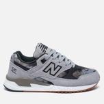 Женские кроссовки New Balance W530BNB Silver/Black фото- 0